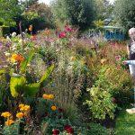 Uitje voor onze tuinman Johan
